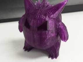 耿鬼 3D模型