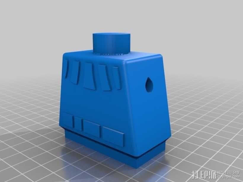 黑武士 3D模型  图6
