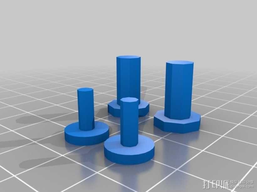 黑武士 3D模型  图8
