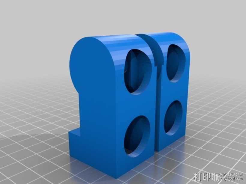 黑武士 3D模型  图10