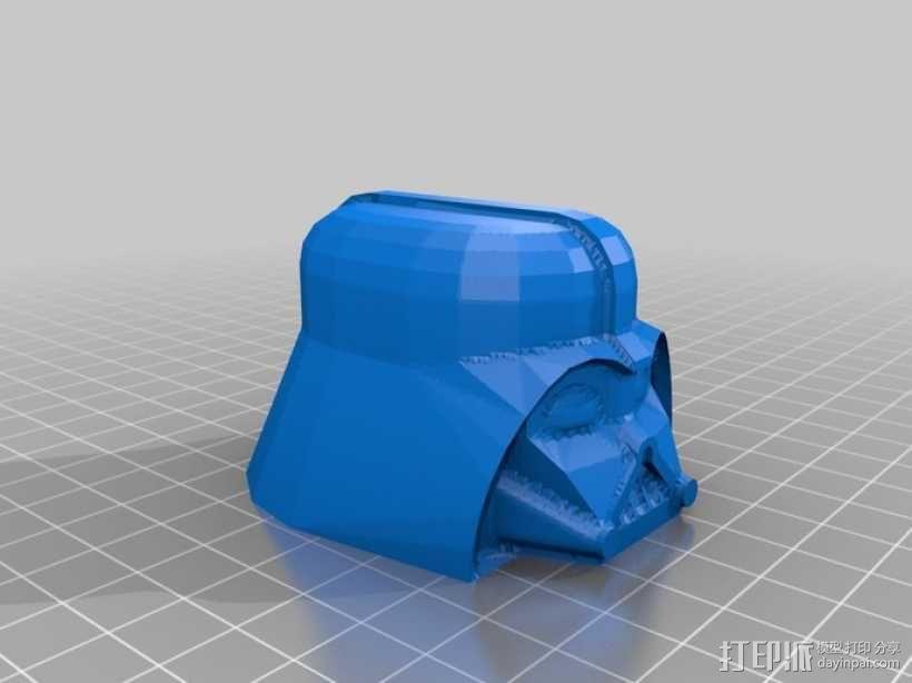 黑武士 3D模型  图12