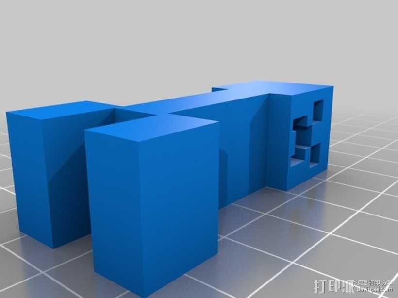 《Minecraft》系列象棋 3D模型  图8
