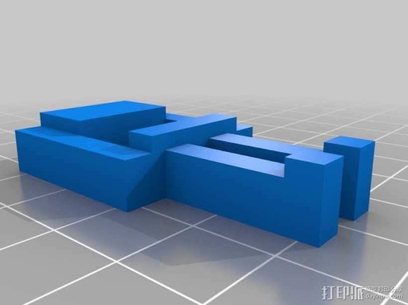《Minecraft》系列象棋 3D模型  图6
