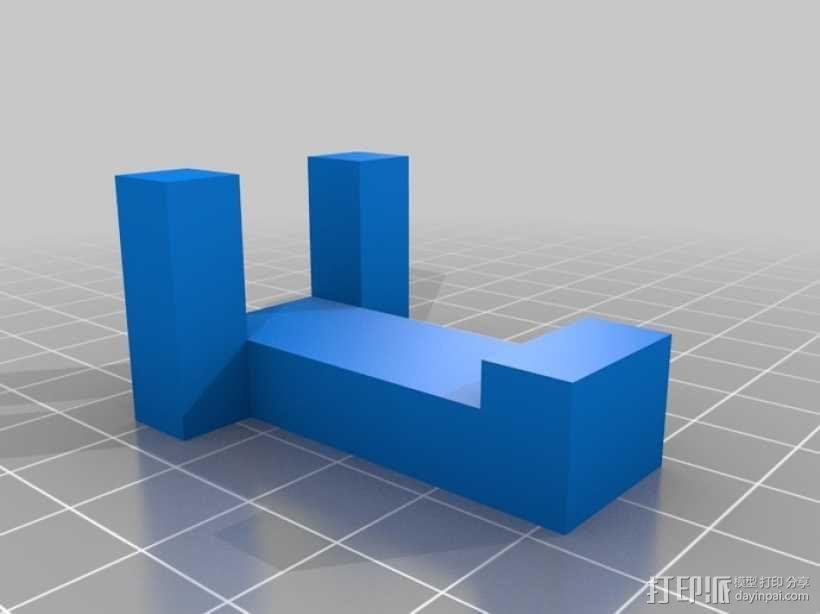 《Minecraft》系列象棋 3D模型  图10