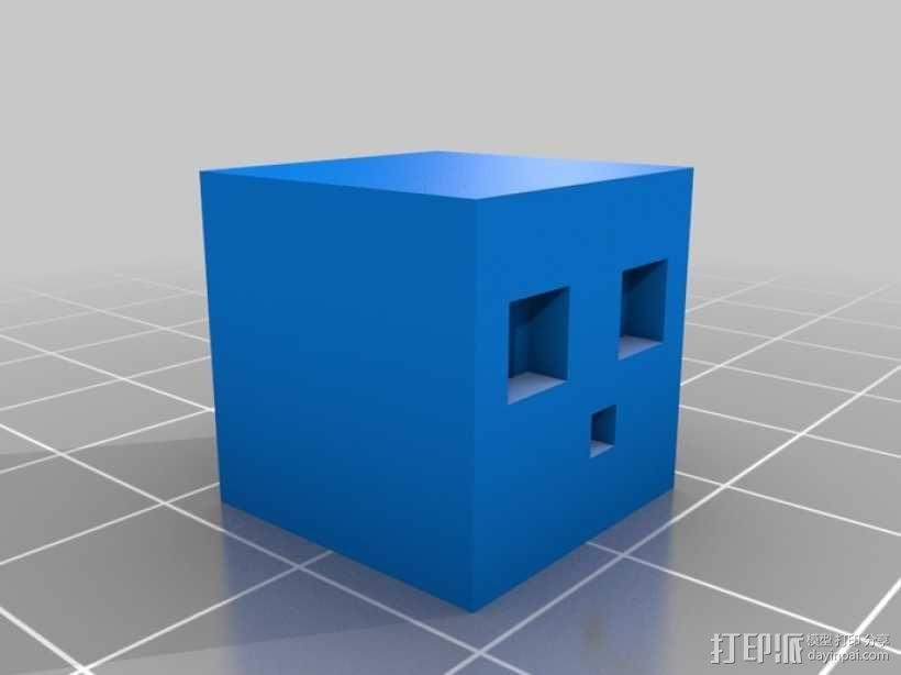 《Minecraft》系列象棋 3D模型  图9
