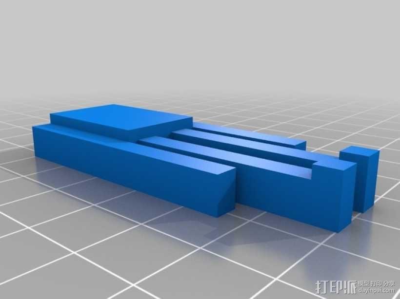 《Minecraft》系列象棋 3D模型  图12