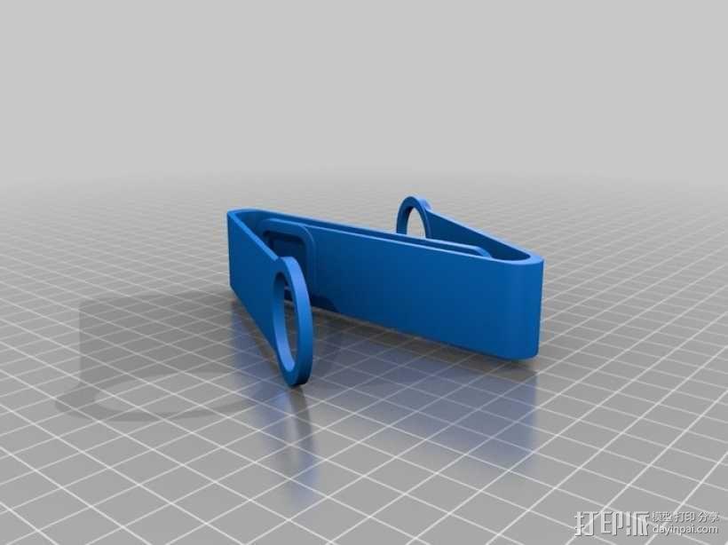 迷你陷阱装置 3D模型  图5
