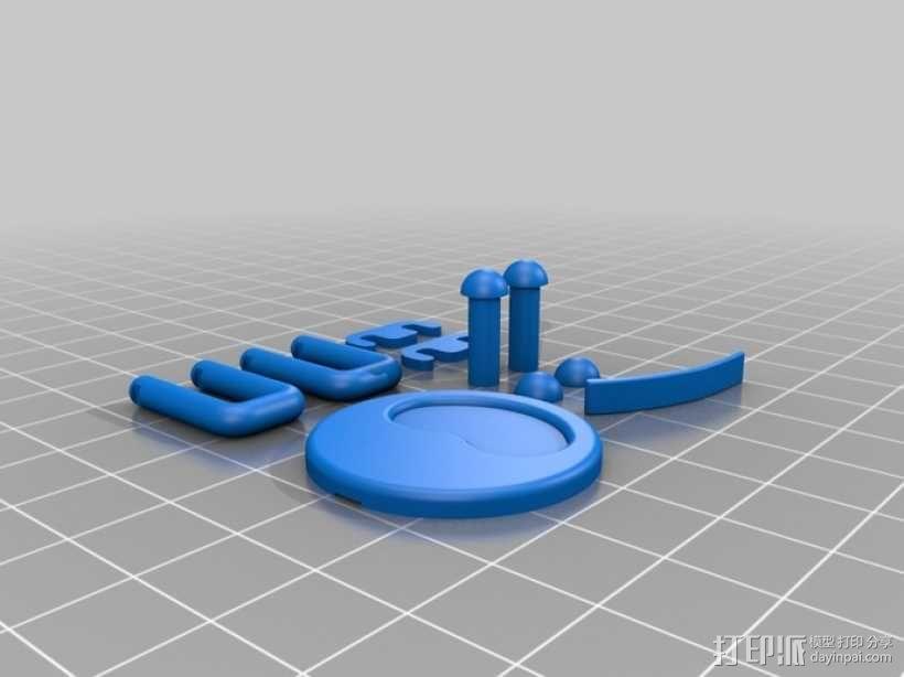 迷你陷阱装置 3D模型  图9
