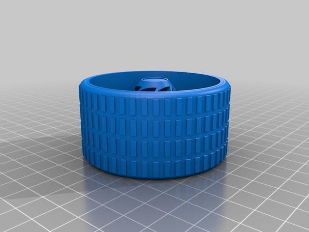 轮胎工具包 3D模型  图2