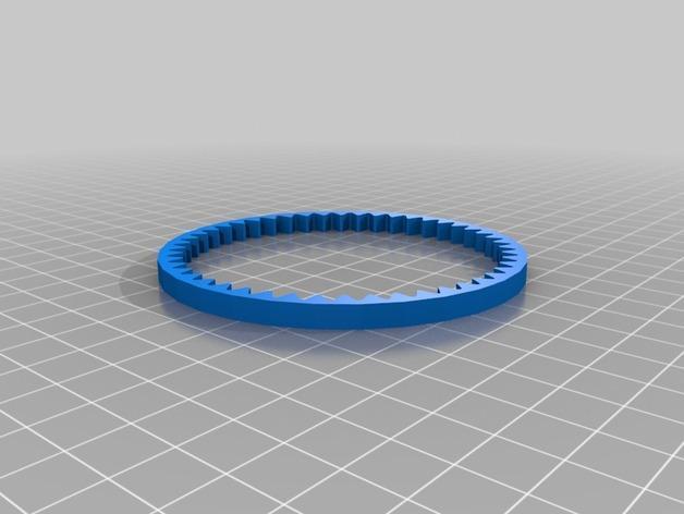 齿轮玩具 3D模型  图4