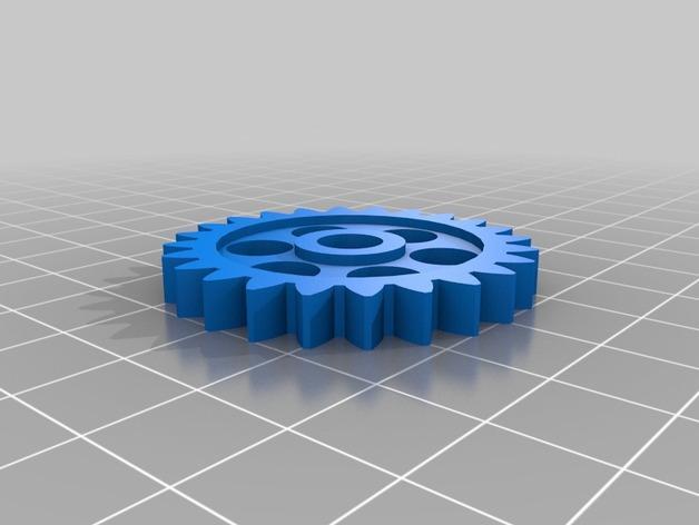 齿轮玩具 3D模型  图6