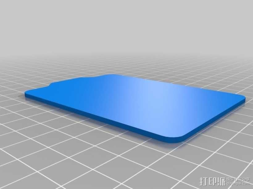 双层立方体 3D模型  图9