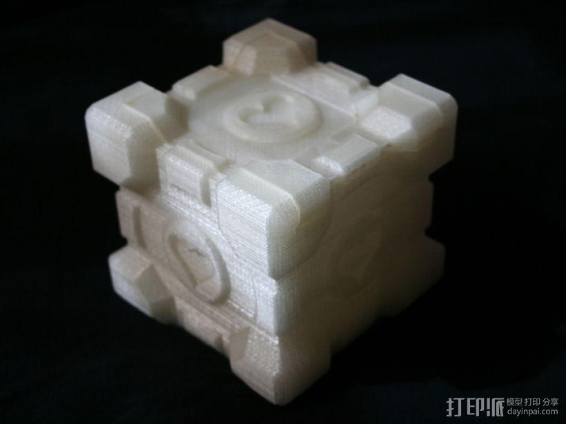双层立方体 3D模型  图7