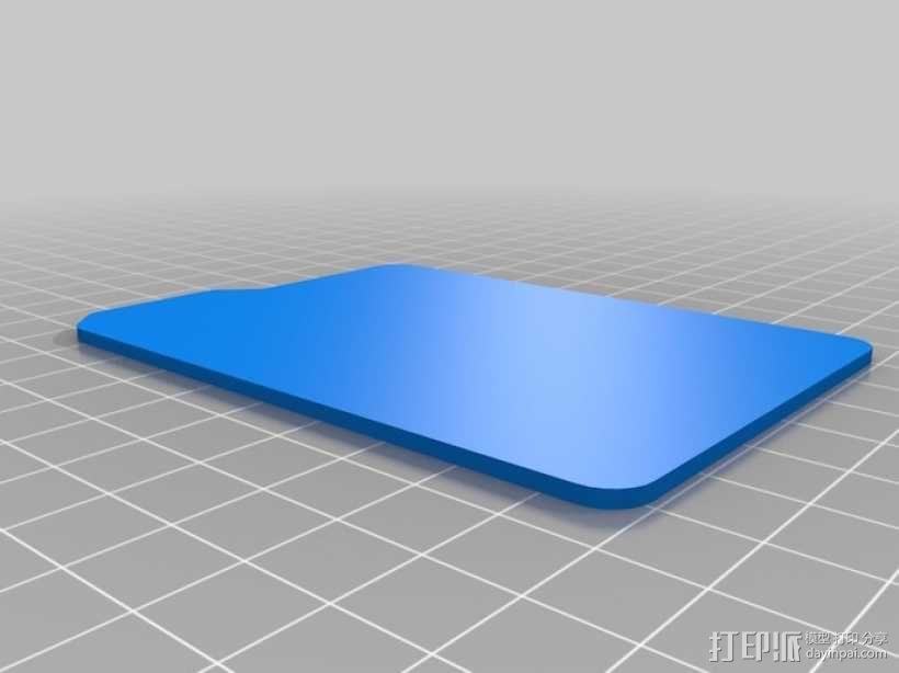双层立方体 3D模型  图10