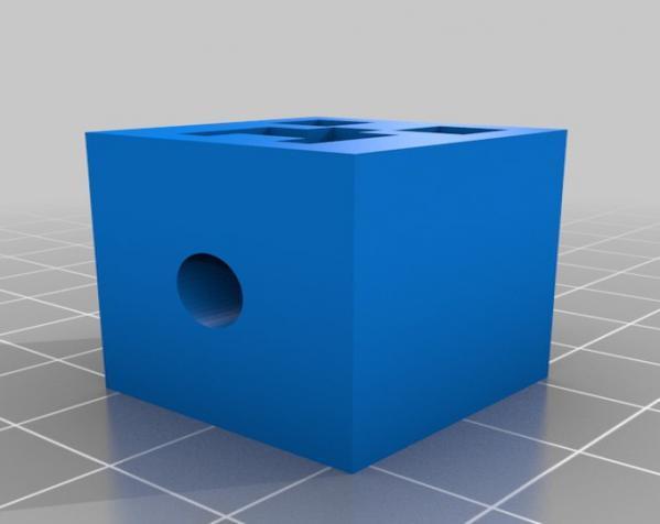 《Minecraft》爬行者 3D模型  图4
