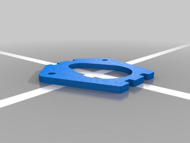 机械夹V2 3D模型  图3