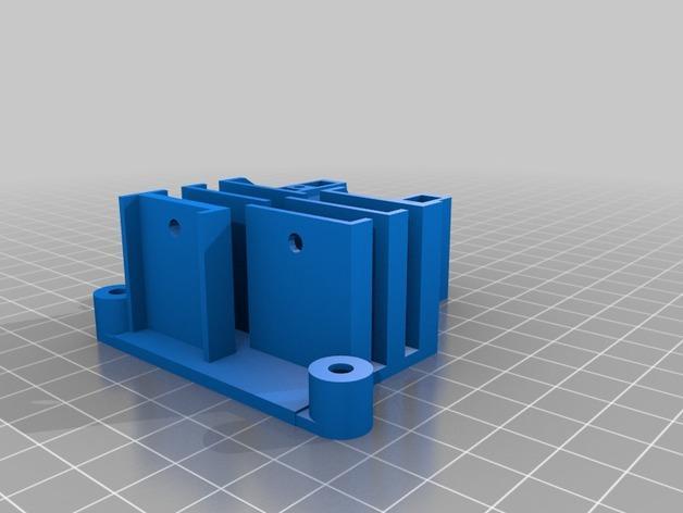 喷气式电动机 3D模型  图4