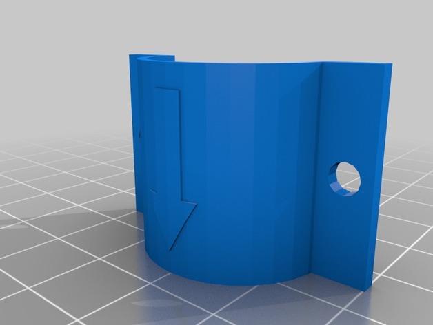 喷气式电动机 3D模型  图8