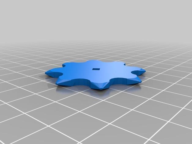 喷气式电动机 3D模型  图12