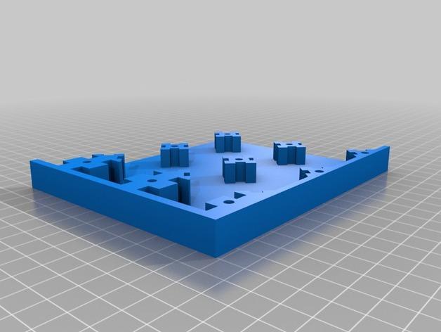 3D打印的棋盘游戏 3D模型  图8