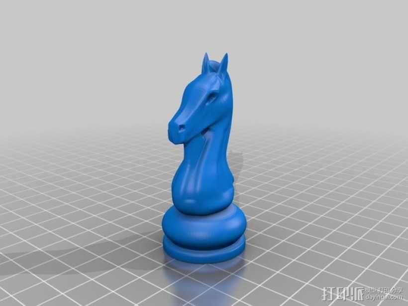 经典象棋 3D模型  图8