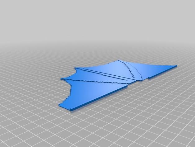 末影龙 3D模型  图10