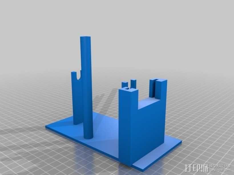 会说话的骷髅头 3D模型  图2
