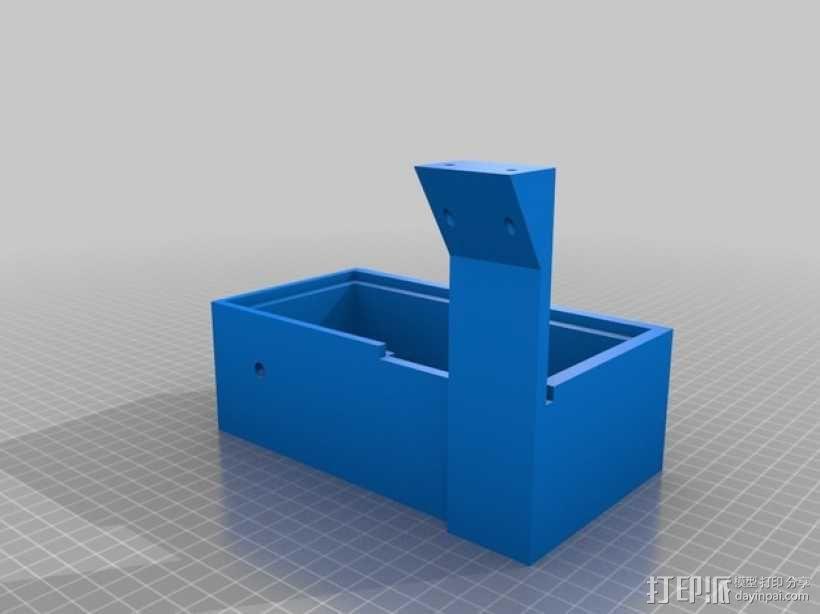 会说话的骷髅头 3D模型  图4