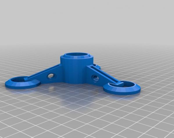 手指般大小的迷你挖掘机 3D模型  图9