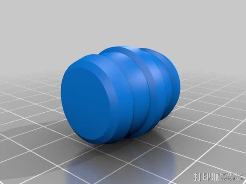 坡道模型 3D模型  图3