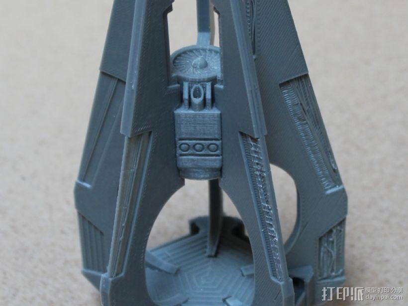 《星际战士》空投舱 3D模型  图9