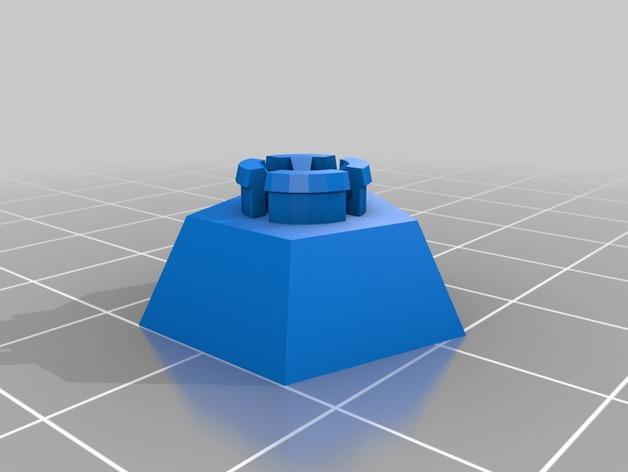 《星际战士》空投舱 3D模型  图16