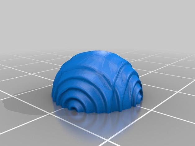 《星际战士》空投舱 3D模型  图20
