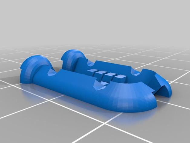 《星际战士》空投舱 3D模型  图22