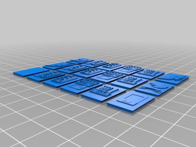 《星际战士》空投舱 3D模型  图26