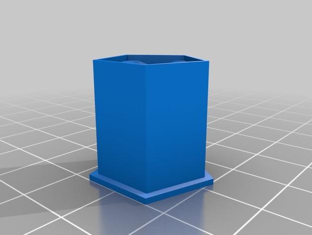 《星际战士》空投舱 3D模型  图28