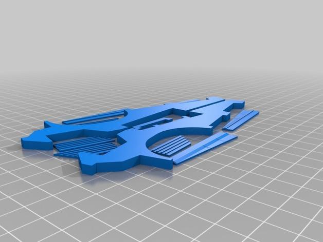 《星际战士》空投舱 3D模型  图32