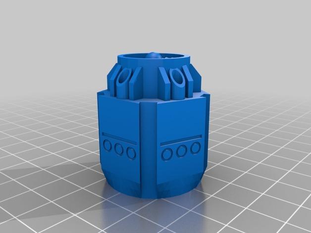 《星际战士》空投舱 3D模型  图36