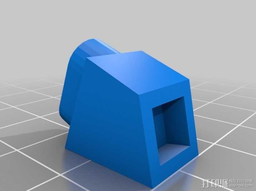 CurseSaber坦克 3D模型  图11