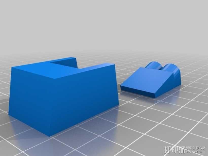 CurseSaber坦克 3D模型  图17