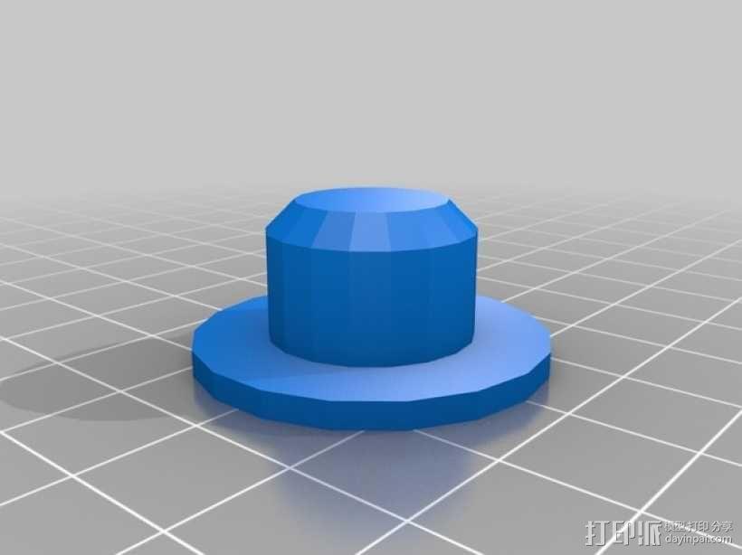 CurseSaber坦克 3D模型  图19