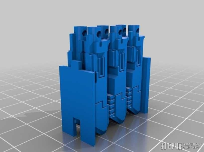 CurseSaber坦克 3D模型  图22