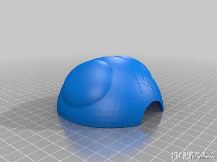 大师球 3D模型  图3