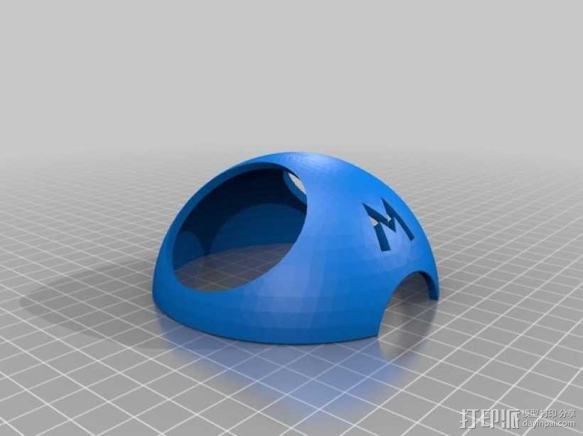 大师球 3D模型  图4