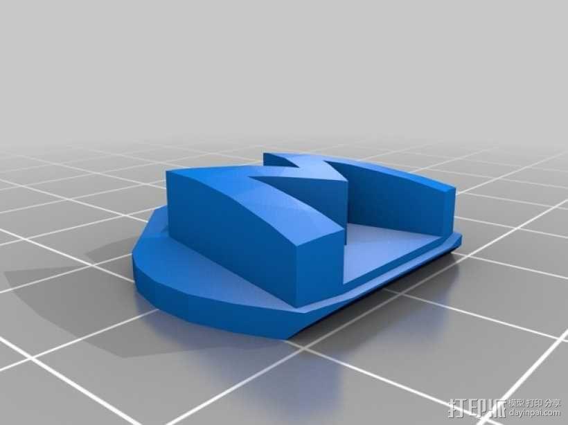 大师球 3D模型  图5