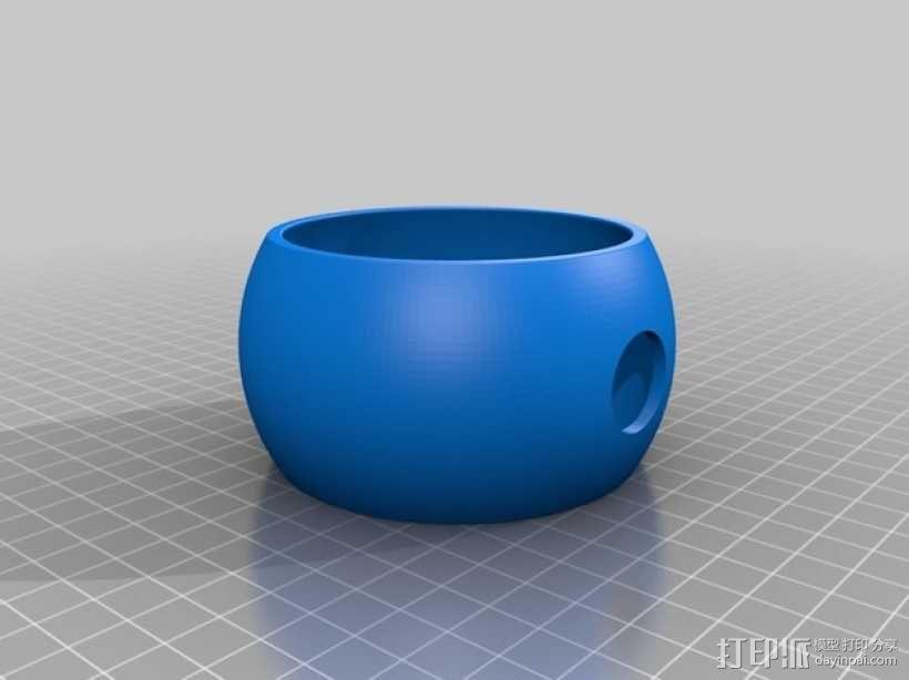 大师球 3D模型  图7