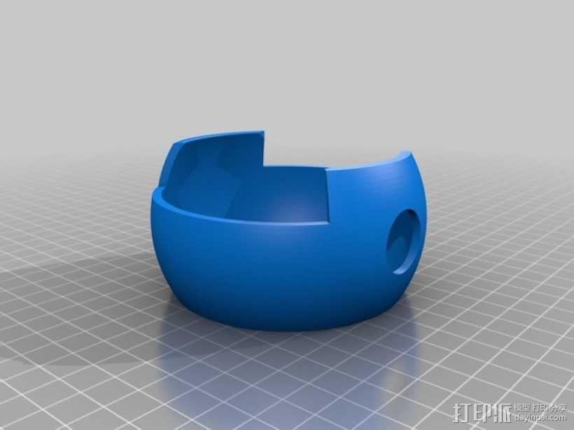 大师球 3D模型  图8