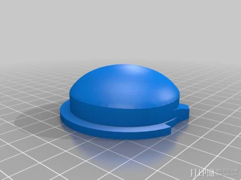 大师球 3D模型  图6