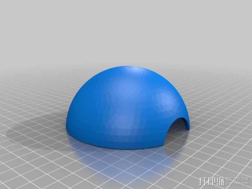 大师球 3D模型  图10