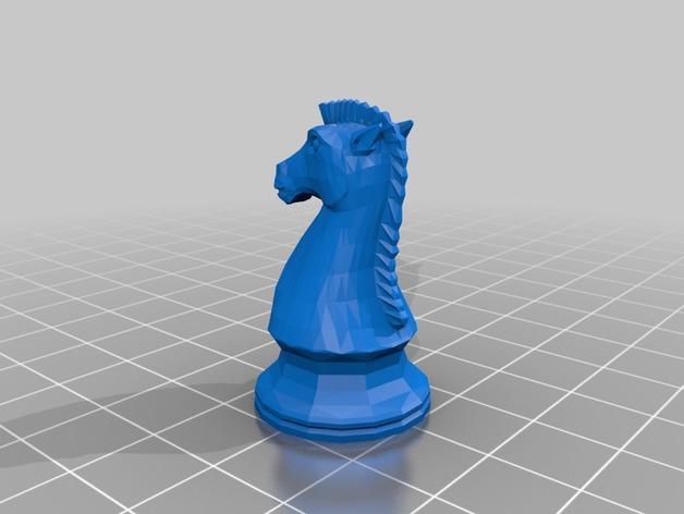 经典象棋 3D模型  图12